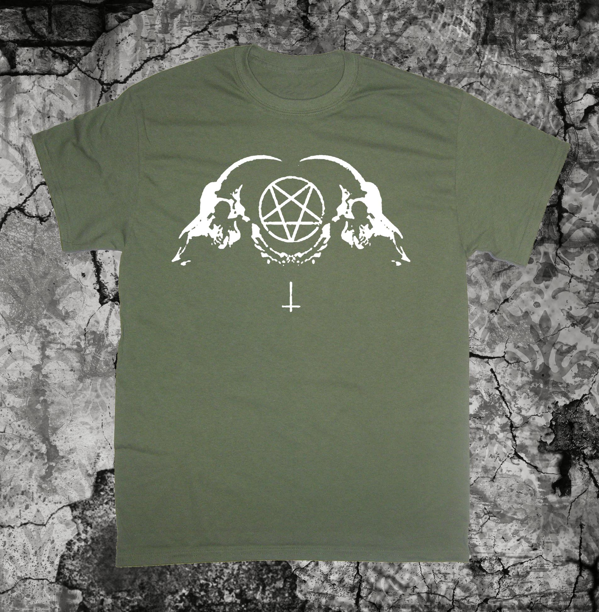 Goat Skull Shirt