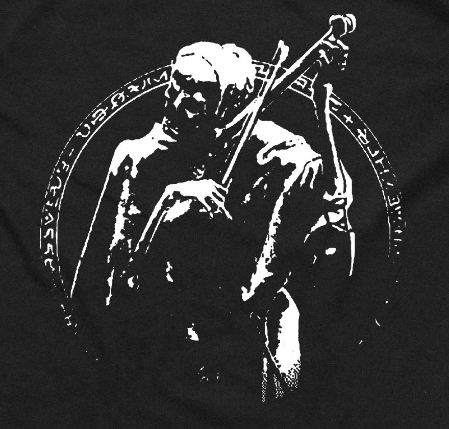 Death As A Musician Hoodie